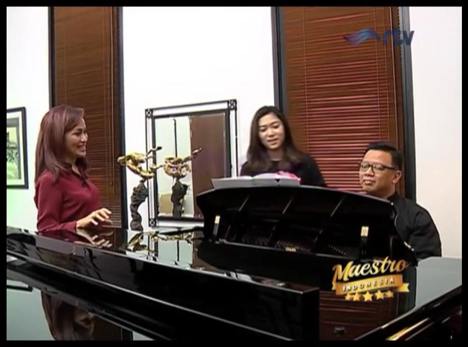 Maestro Indonesia RTV - Episode Avip Priatna Part 1